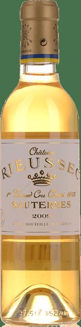 CHATEAU RIEUSSEC, 1er cru classe, Sauternes 2009