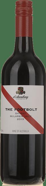 D'ARENBERG WINES The Footbolt Old Vine Shiraz, McLaren Vale 2013