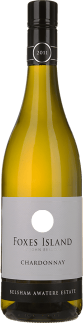FOXES ISLAND Belsham Awatere Estate Chardonnay, Marlborough 2011
