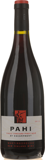 ESCARPMENT VINEYARD Pahi Pinot Noir, Martinborough 2013