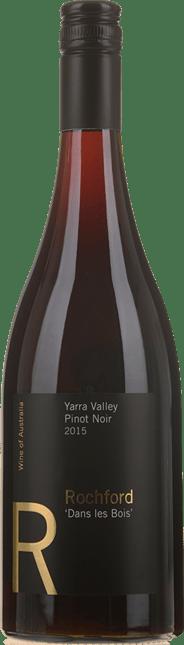 ROCHFORD Dans Les Bois Pinot Noir, Yarra Valley 2015