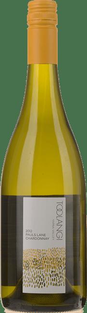 TOOLANGI VINEYARDS Pauls Lane Chardonnay, Yarra Valley 2012