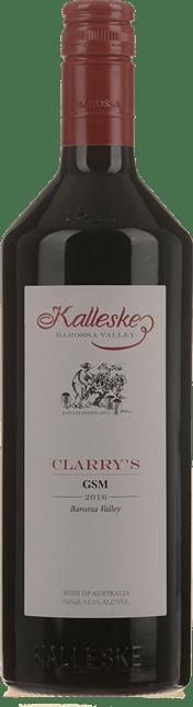 KALLESKE Clarry's GSM, Barossa Valley 2016