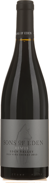 SONS OF EDEN Remus Old Vine Shiraz, Eden Valley 2013
