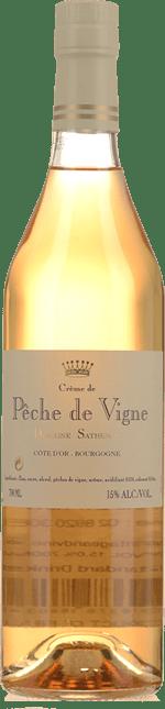 SATHENAY Creme de Peche de Vigne, Burgundy NV