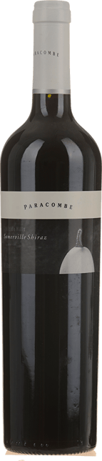 PARACOMBE Somerville Shiraz, Adelaide Hills 2002