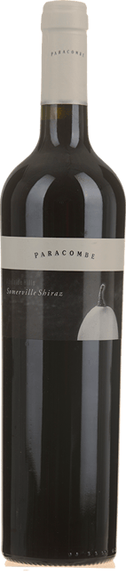 PARACOMBE Somerville Shiraz, Adelaide Hills 2001