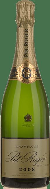 POL ROGER  Blanc de Blancs, Champagne 2008