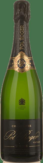 POL ROGER Brut, Champagne 2006