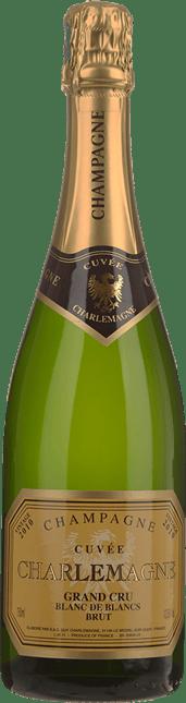 GUY CHARLEMAGNE Cuvee Charlemagne Grand Cru Blanc de Blancs, Champagne 2010