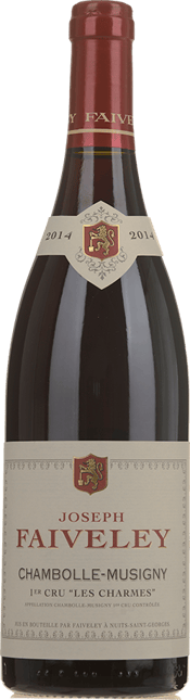 FAIVELEY Chambolle-Musigny, 1er Cru Les Charmes 2014