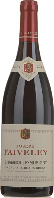 FAIVELEY Chambolle-Musigny, 1er Cru Aux Beaux Bruns 2014