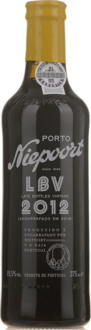 NIEPOORT & CO. Late Bottled Vintage, Oporto 2012