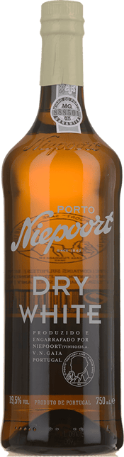 NIEPOORT & CO Dry White Port, Oporto NV