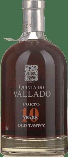 QUINTA DO VALLADO 10 Year Old Tawny, Oporto NV