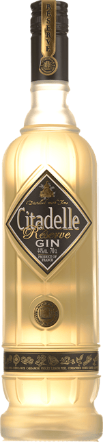 CITADELLE GIN Reserve 44% , South West France NV