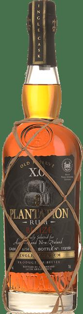PLANTATION Single Cask XO Pineau des Charentes Finish Rum 41%, Belize NV