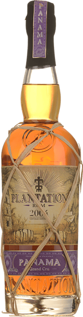 PLANTATION Grand Cru 2004 Rum 42% ABV, Panama 2004