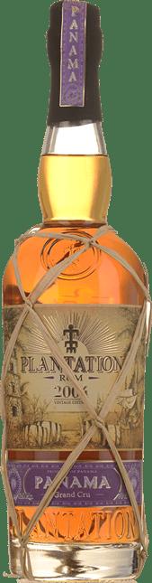PLANTATION Grand Cru 2004 Rum 42%, Panama 2004