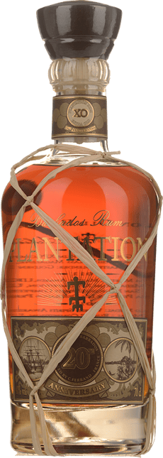 PLANTATION XO 20th Anniversary Rum 40%, Barbados NV