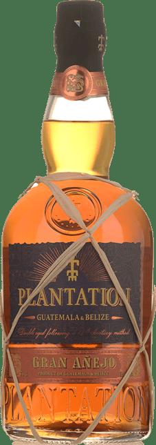 PLANTATION Gran Anejo Rum 42%, Guatemala, Belize NV