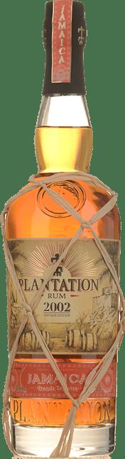 PLANTATION Grand Cru 2002 Rum 42%, Jamaica 2002