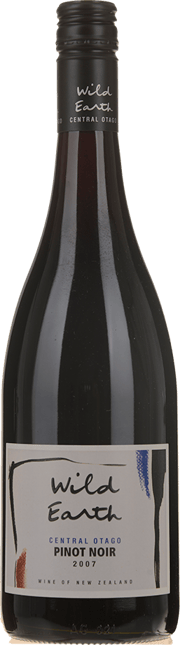 WILD EARTH Pinot Noir, Central Otago 2007