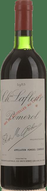CHATEAU LAFLEUR, Pomerol 1983