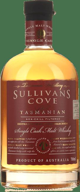 SULLIVANS COVE Single Cask Malt Whisky Barrel TD0347 47.5% ABV, Tasmania NV