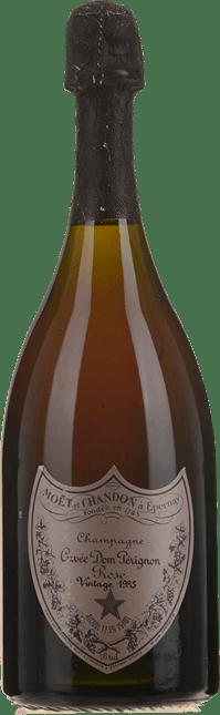 moet chandon cuvee dom perignon rose champagne 1985 langton 39 s fine wines. Black Bedroom Furniture Sets. Home Design Ideas