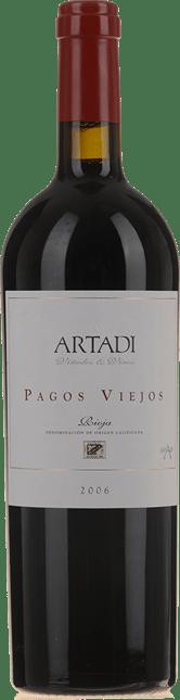 ARTADI Pagos Viejos, Rioja 2006