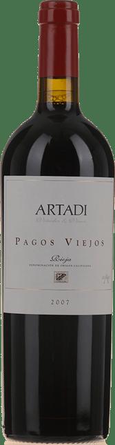 ARTADI Pagos Viejos, Rioja 2007