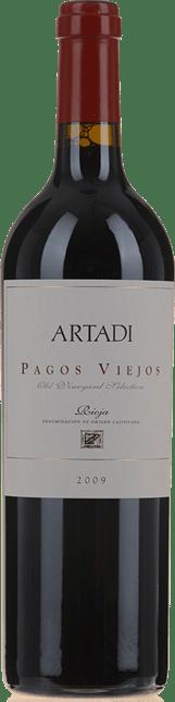 ARTADI Pagos Viejos, Rioja 2009