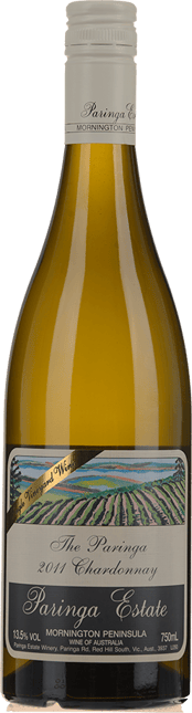 PARINGA ESTATE The Paringa Single Vineyard Chardonnay, Mornington Peninsula 2011