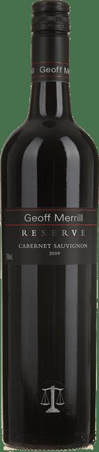 GEOFF MERRILL Reserve Cabernet Sauvignon, South Australia 2009