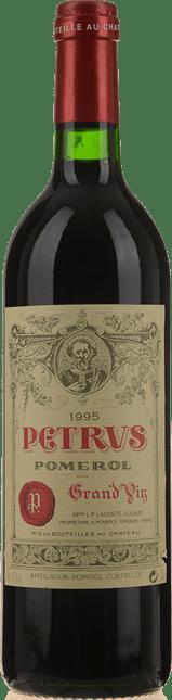 CHATEAU PETRUS Cru exceptionnel, Pomerol 1995