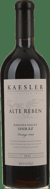 KAESLER WINES Alte Reben Shiraz, Barossa Valley 2009