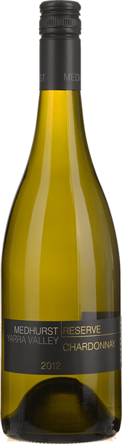 MEDHURST Reserve Chardonnay, Yarra Valley 2012