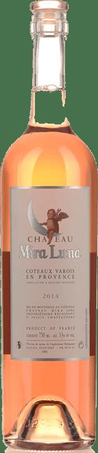 CHATEAU MIRA LUNA Rose, Provence 2014