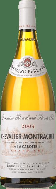 BOUCHARD PERE & FILS La Cabotte, Chevalier-Montrachet 2004