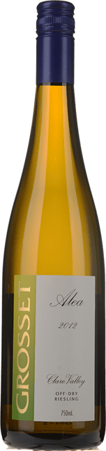 GROSSET Alea Off Dry Riesling, Clare Valley 2012