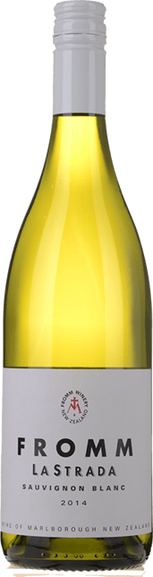 FROMM WINERY La Strada Sauvignon Blanc, Marlborough 2014