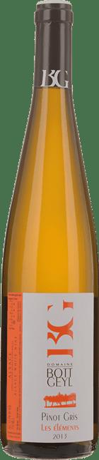 DOMAINE BOTT GEYL Les Elements Pinot Gris, Alsace 2013