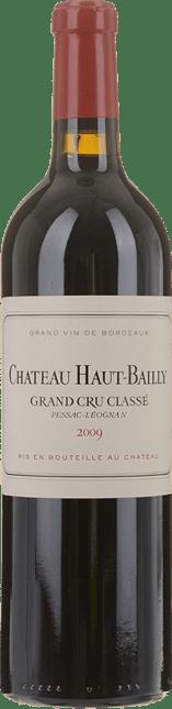 CHATEAU HAUT-BAILLY Grand cru classe, Pessac-Leognan 2009
