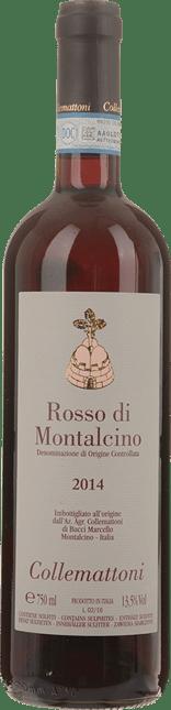 COLLEMATTONI, Rosso di Montalcino DOC 2014