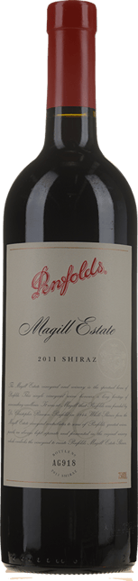 PENFOLDS Magill Estate Shiraz, Adelaide 2011