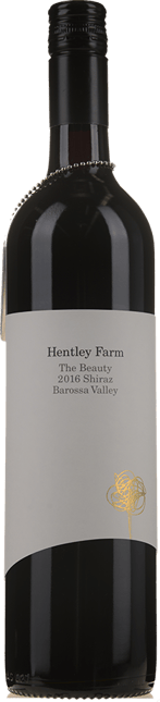 HENTLEY FARM The Beauty Shiraz, Barossa Valley 2016
