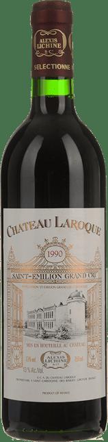 CHATEAU LAROQUE Grand cru classe, St-Emilion 1990