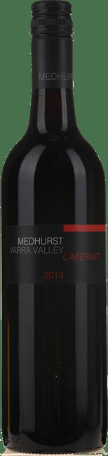 MEDHURST Cabernet, Yarra Valley 2013