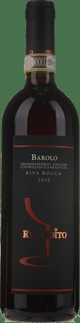 REVERDITO Riva Rocca, Barolo DOCG 2010